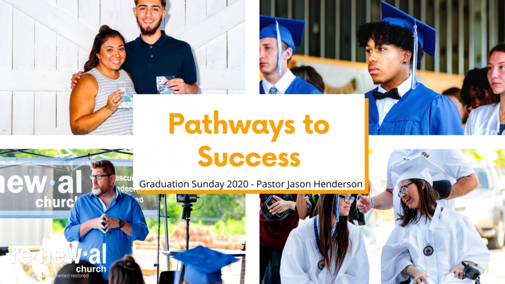 Graduation Sunday 2020