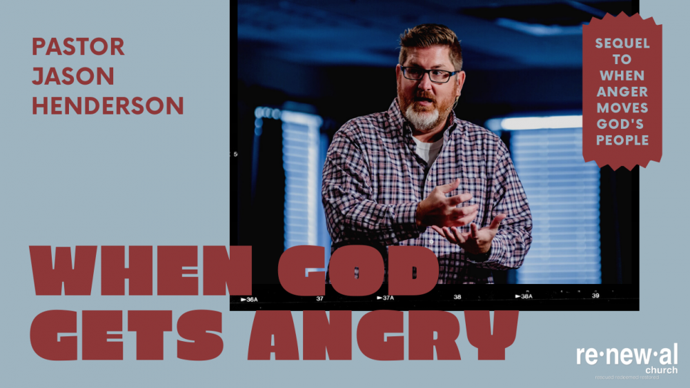 When God Gets Angry – Sequel