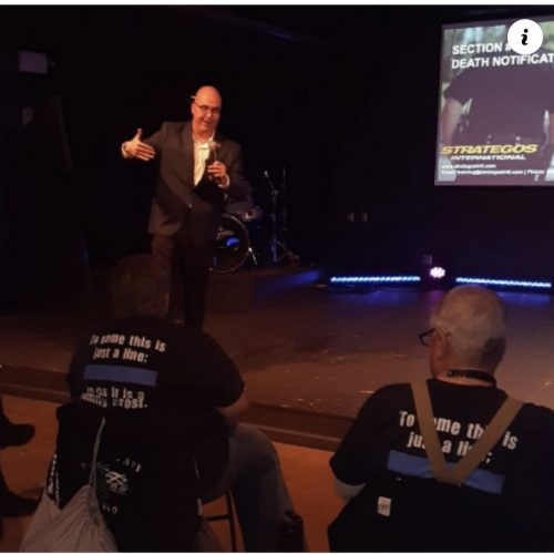 First Responder Ministry Training